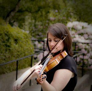 String Lessons, Violinist